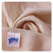 Kikko pleny z biobavlny XKKO Organic 70x70cm Bird Eye natural 5ks.