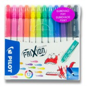 Gumovací fixy FriXion Colors -