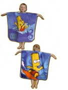Pončo - Simpsons Bart