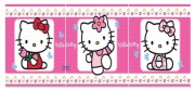 Bordura - HELLO KITTY Polka Dot