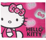 Deka ( fleece ) HELLO KITTY Ink