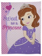 Deka (  fleece ) - Princess Sofia
