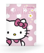 Kreslící blok - HELLO KITTY