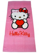 Osuška - HELLO KITTY Heart