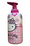 Pěna do koupele 1000ml - HELLO KITTY