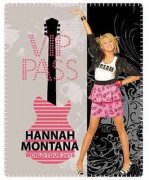Deka ( fleece ) - HANNAH MONTANA Vip Pass