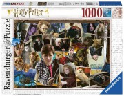 Puzzle HARRY POTTER Relikvie smrti