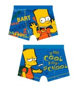 Boxerky SIMPSONS Bart