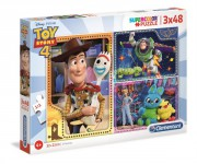 Puzzle 3 v 1 TOY STORY