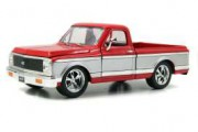 JADA model 1:24 CHEVROLET CHEYENNE PICK-UP 1972