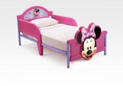 Dětská junior postel 140x70 cm - Disney Minnie Mouse