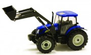BRITAINS 42687 1:32 Traktor New Holland T6020 nakladač