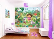Fototapeta Dora The Explorer