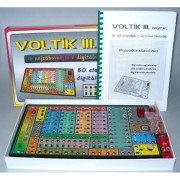 Elektronick stavebnice VOLTK 3