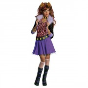 Clawdeen Wolf - kostým Monster High