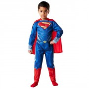 Kostým Superman Flat chest child - licenční kostým