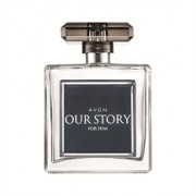Avon Our Story for Him EDT 75 ml