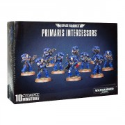 Warhammer 40000: Space Marines Primaris Intercessors