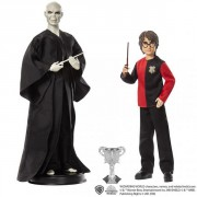 Mattel Harry Potter a Voldemort panenka 2-PACK