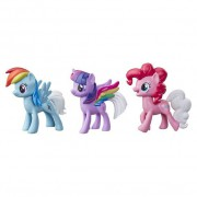 My Little Pony Sada 3 poníků Rainbow Tail