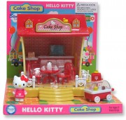 Hello Kitty Cake shop-kavárna