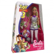 Barbie - Buzz Toy Story 3