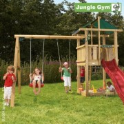 Jungle Hut  +  2-Swing Module