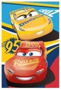 Fleece deka Cars 3