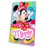 Fleece deka Minnie Music