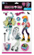 Samolepka Monster High 3D