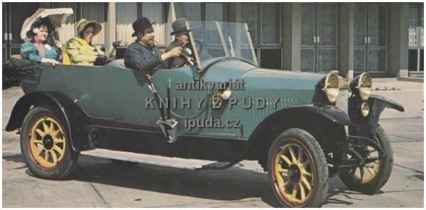 "POHLEDNICE:	PHAETON – LAURIN A KLEMENT TYP ""SiL"" z roku 1916				(	485	A kr	) > Cca 1980"