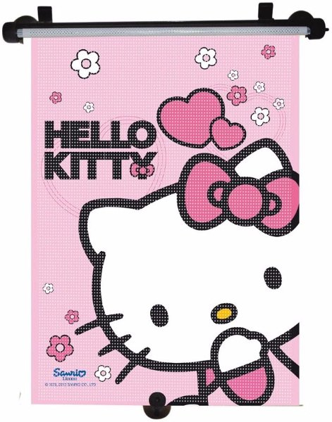 Kaufmann sluneční roleta do auta Disney Hello Kitty > varianta Hello Kitty