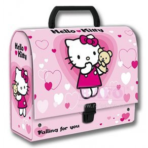 KUFŘÍK HELLO KITTY > varianta 25CM