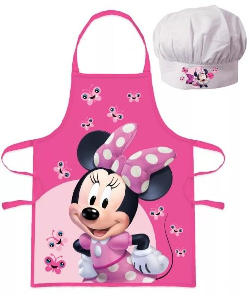 Kuchařský set Minnie Mouse
