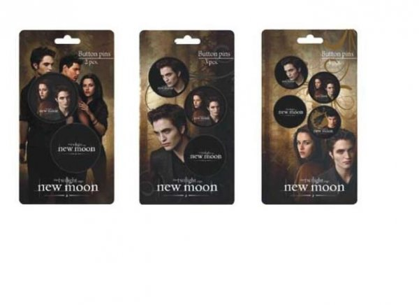 Placka 3ks na blistru New Moon > varianta placka