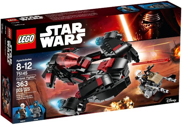 LEGO STAR WARS 75145 - STÍHAČKA ECLIPSE