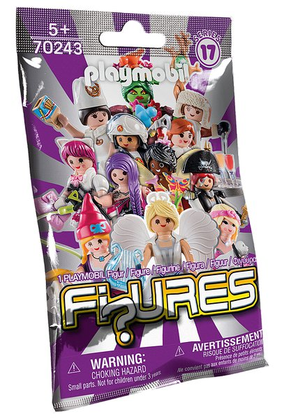 FIGURES GIRLS (17. série) playmobil 70243