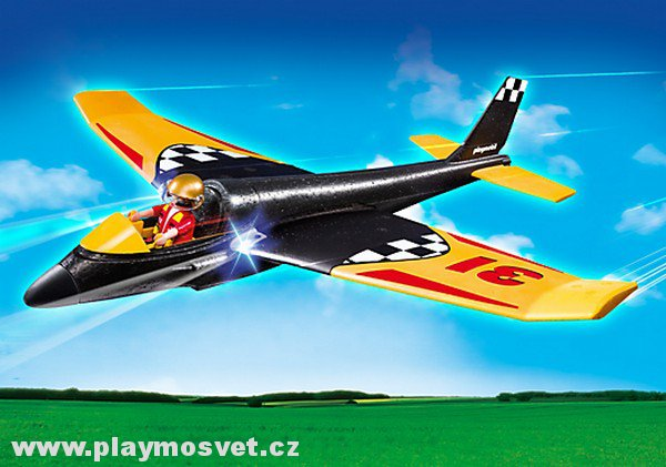 SPEED GLIDER playmobil 5219