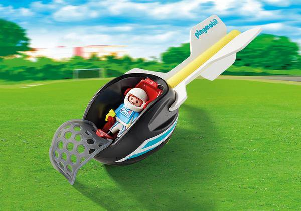 WIND FLYER playmobil 9374