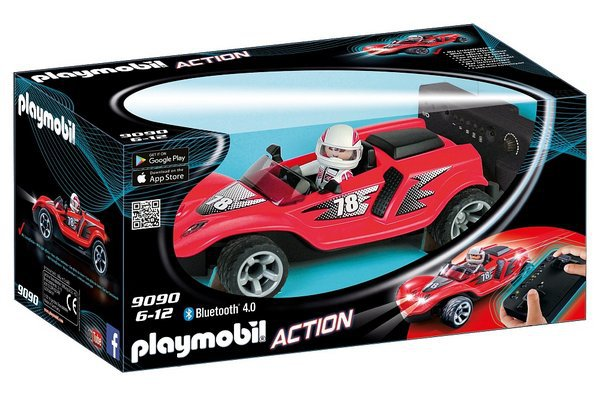RC RAKEŤÁK playmobil 9090