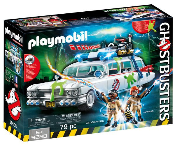 GHOSTBUSTERS™ ECTO-1 playmobil 9220