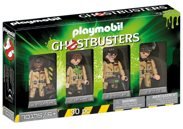 GHOSTBUSTERS™ SET FIGUREK playmobil 70175