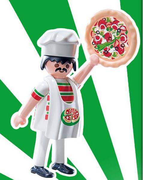 PIZZAŘ playmobil 9241