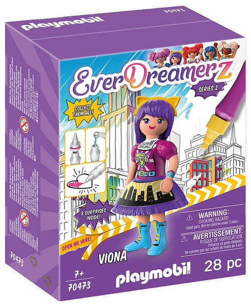 VIONA (Comic World) playmobil 70473