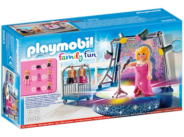 DISCO SHOW playmobil 6983
