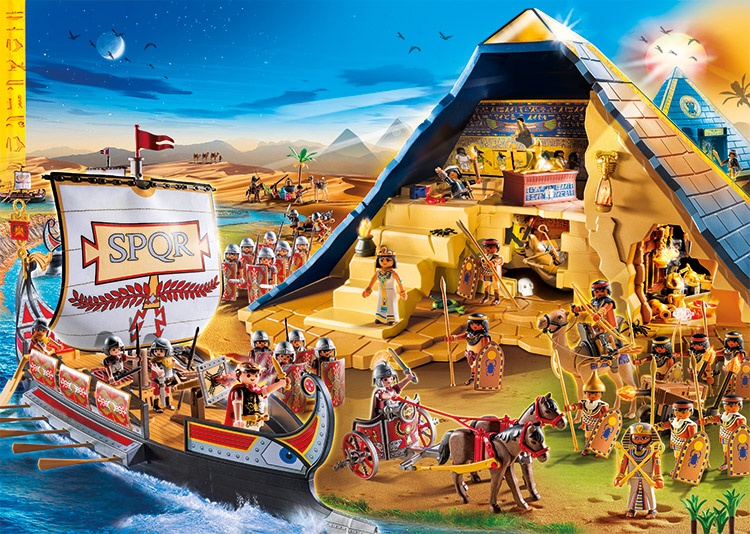 Playmobil Egypt