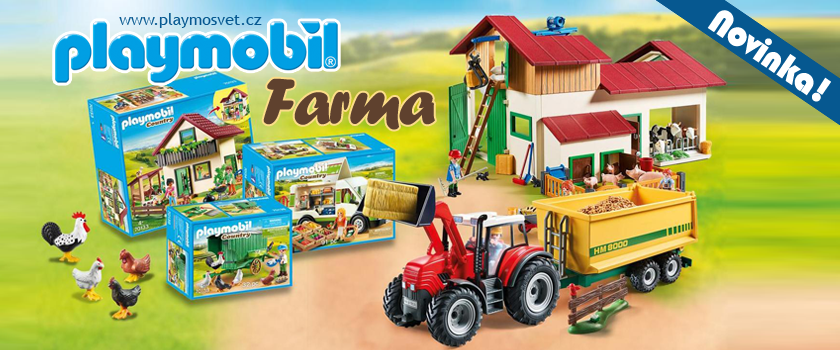 Playmobil farma