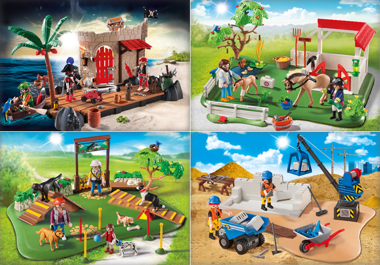Playmobil superset