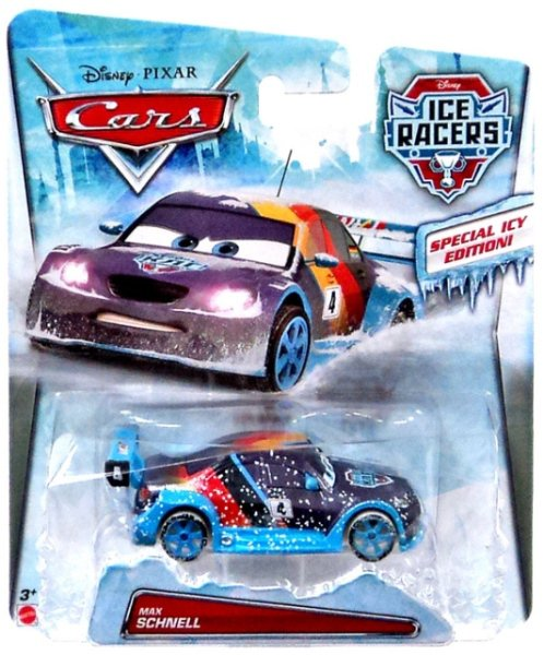 CARS 2 (Auta 2) - Max Schnell (Ice Racers)