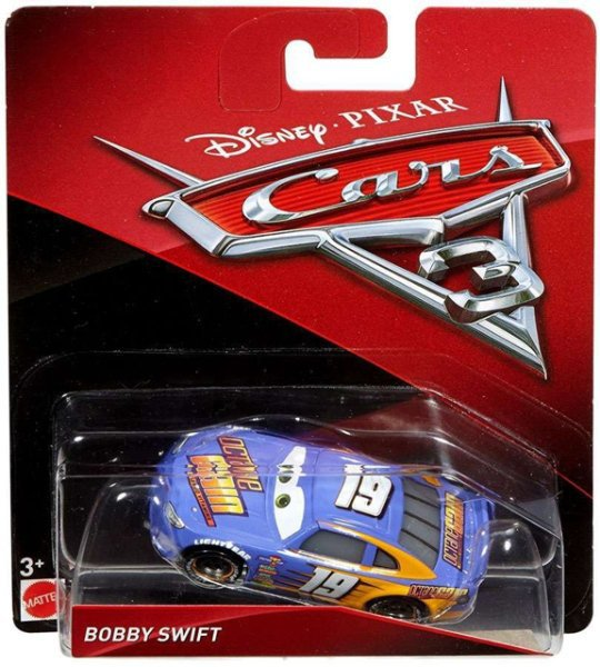 CARS 3 (Auta 3) - Bobby Swift Nr. 19